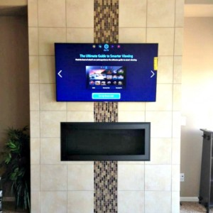 TV installation in Fort Collins